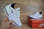 Женские кроссовки Nike Air Max 270 (SIN) белые, фото 6
