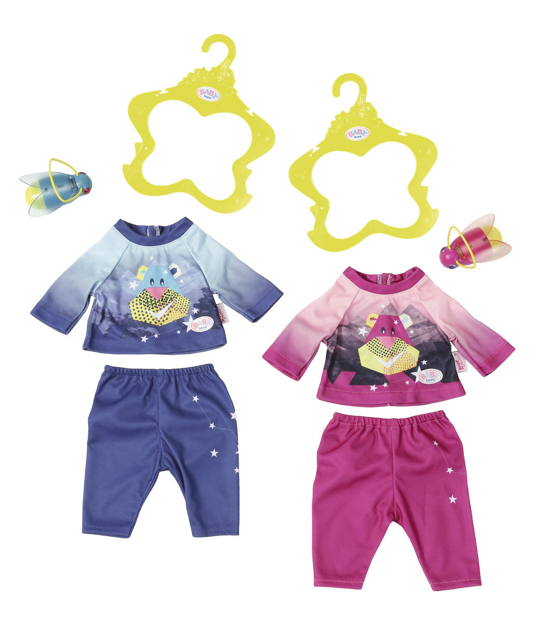Набор одежды для куклы Zapf Baby Born - Вечерняя прогулка в ассортименте (824818)