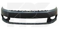 Бампер передний VW Passat CC 12-16 гг..