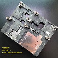 Amaoe магнітний тримач трафарету iPhone X;XS;XS MAX M24 набір, фото 1