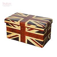 Велика скриння декоративна- LONDON, фото 1