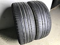 Шины бу летние 205/55R16 Bridgestone Turanza T001 (2шт)
