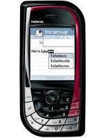 Мобільний телефон Nokia 7610 Black/Red, фото 2