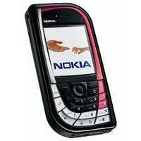 Мобильный телефон Nokia 7610 Black/Red, фото 3
