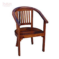 Індійське дерев'яне крісло, фото 1
