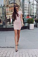 Стильное летнее женское платье, фото 1