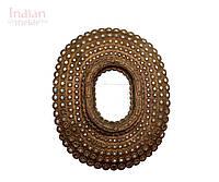 Індійське дерев'яне дзеркало, фото 1
