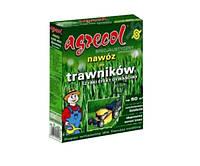 Удобрение1,2 кг для газонов быстрый ковровый эффект. Agrecol