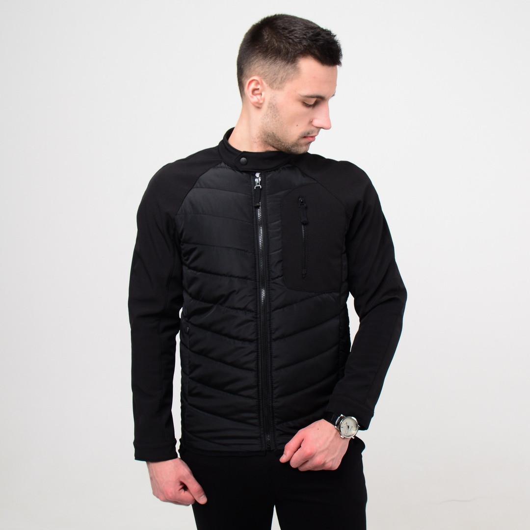 66f6730e Куртка Юнайтед черная - Магазин спортивной одежды и обуви Max Sport в Киеве