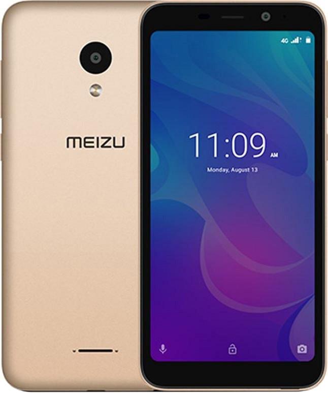 Сенсорный мобильный телефон Meizu M819H C9 Pro 3/32Gb LTE Dual Gold EU