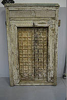 Індійські дерев'яні двері дороге оздоблення, фото 1