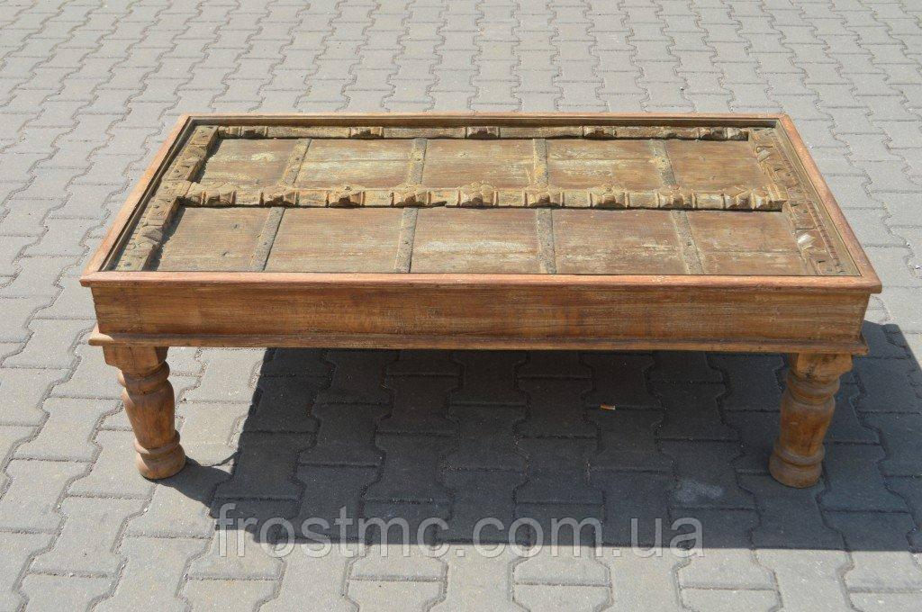Індійський дерев'яний столик
