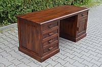 Indyjskie drewniany biurka, фото 1