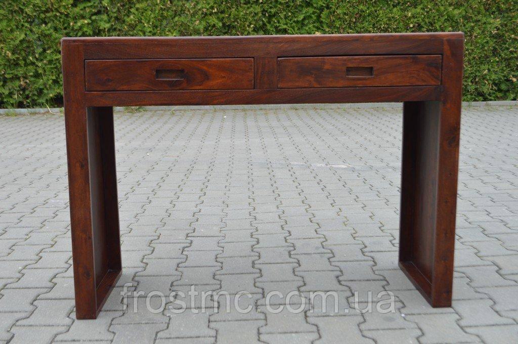 Indyjska drewniane biurko