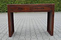 Indyjska drewniane biurko, фото 1