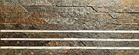"Камень Сланец ""KAYRAK SILVER TIGER"" KLVIV  KLVIV 3см. 0.5м.кв"