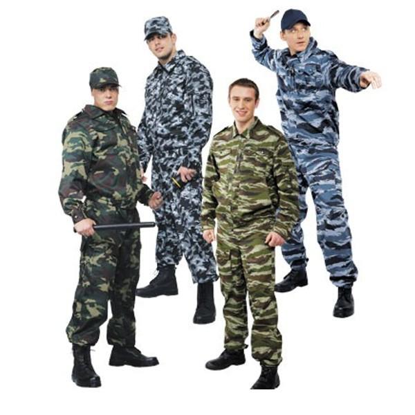 Военная одежда, камуфляжная одежда, одежда для рыбалки и охоты