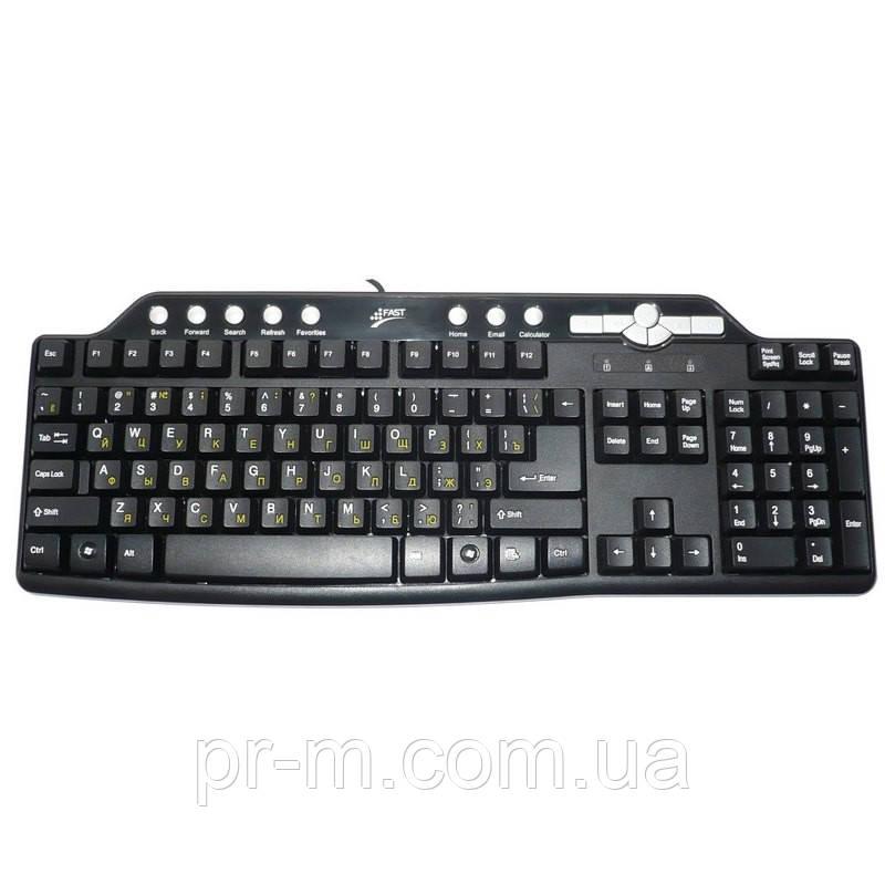 Клавиатура Fast Multimedia ЕК-3002