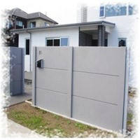 Цементно-стружкова плита ЦСП 3200х1200х20 (мм) для заборів і огорож, фото 1