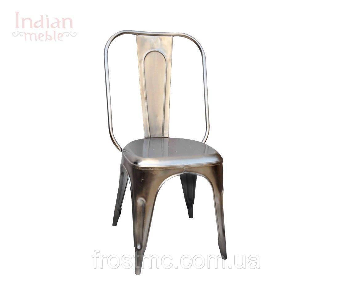 Індійське металеве крісло