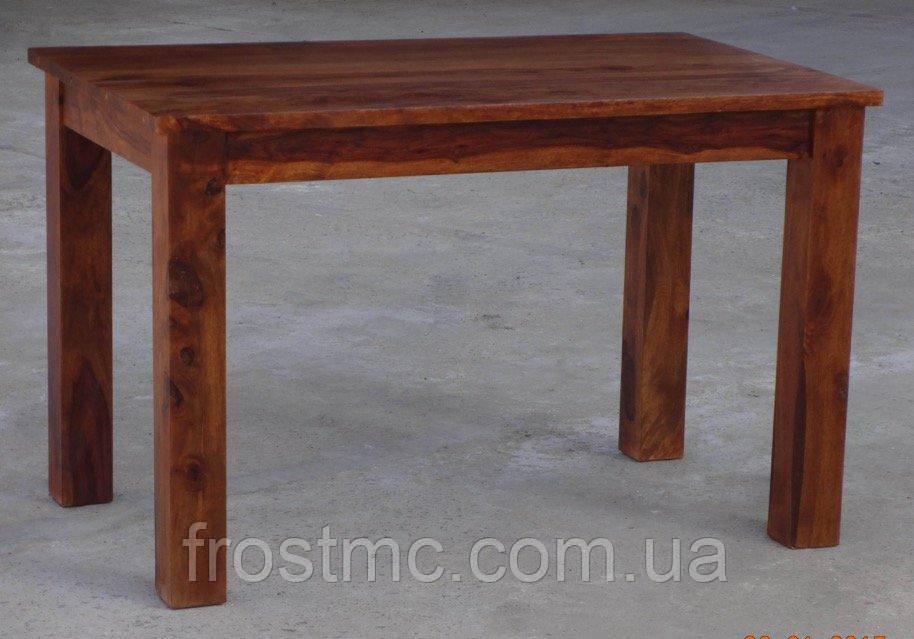 Indyjski drewniany stół rozkładany