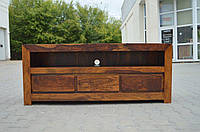 Indyjskie drewniany komoda rtv, фото 1
