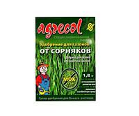 Удобрение 1,2 кг для газонов для борьбы со мхом Agrecol