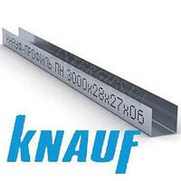 ГК Профиль Knauf UD-27, 3м 0,6 мм