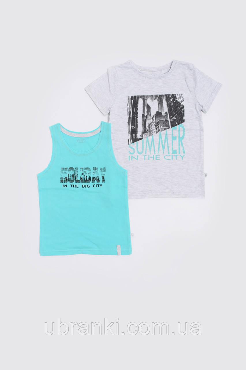 Комплект (футболка, майка)