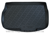 Коврик в багажник Opel Astra H HB 3/5дв (04-09)  (Опель Астра), Lada Locker