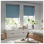 IKEA TRETUR Рулонные шторы, светло-голубой  (903.810.57), фото 2