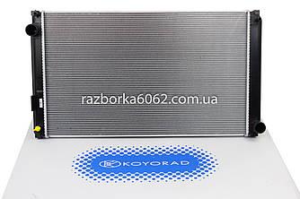 Радиатор основной новый (KOYORAD) Hybrid 2.5 Lexus NX 14-19 (Лексус НХ)  PL013166