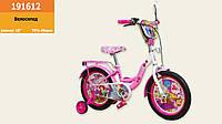 """Велосипед детский двухколесный 16"""" Disney  Like2bike Sprint"""