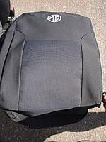 Чехлы в салон МГ 6 - Чехлы для сидений Оригинальные Mg 6 с 2010 г. (Elegant)