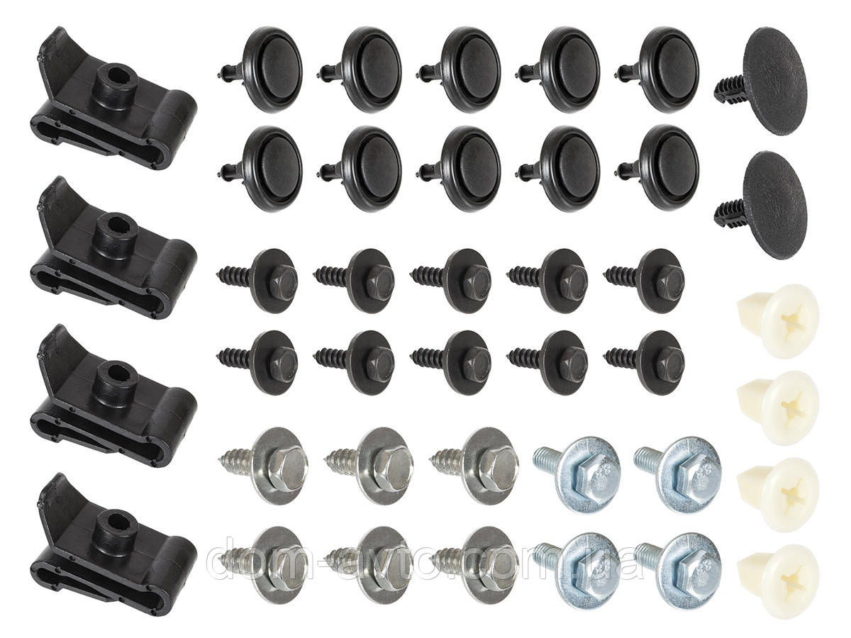 Комплект креплений защиты двигателя Toyota Avensis T25 03-09