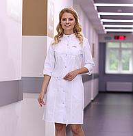 Женский медицинский халат: дресс-код, в котором присутствует индивидуальность