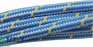 Шнур полипропиленовый плетеный Ø10мм. на метраж