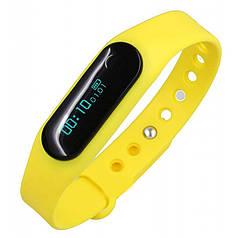 Фитнес браслет DBT-B3 желтый
