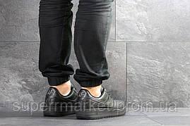 Кроссовки в стиле Air Force AF 1 черные, код7465, фото 2