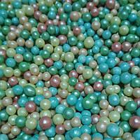 Сахарные шарики перламутровые ассорти