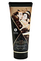 Shunga Massage Cream Intoxicating Chocolate 200 ml