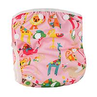 Непромокаемые плавки-подгузники для малышей, фото 1
