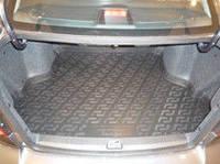 Коврик в багажник Suzuki SX4 нижний (13-)  (Сузуки СХ4), Lada Locker