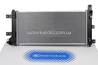 Радиатор основной (KOYORAD) NISSAN LEAF (13-17) Nissan Другие модели (Ниссан (Другие модели))  PL023001R