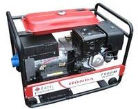 Бензиновый генератор с двигателем HONDA (5 кВт)