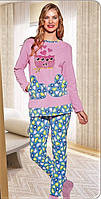 Пижама велюр 15685, фото 1
