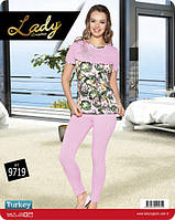 LADY LINGERIE Домашний комплект 9719