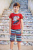 BERRAK Комплект футболка+капри для мальчика 5331