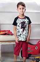 Комплект футболка+капри для мальчика C247