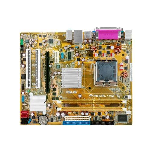 "Материнская плата ASUS P5KPL-VM s.775 DDR2 ""Over-Stock"" Б/У"